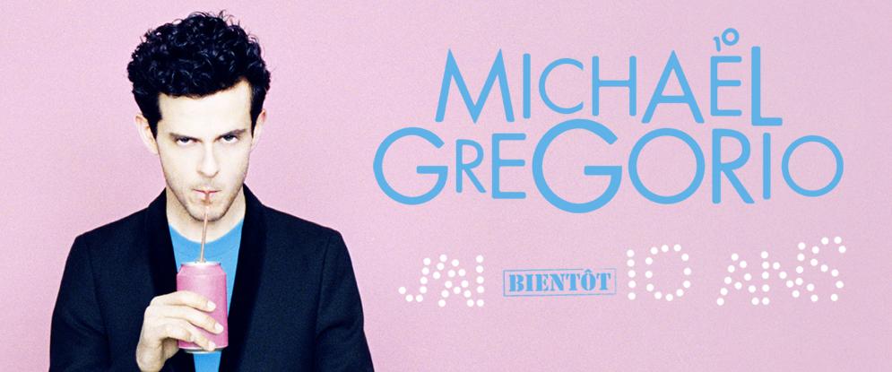 michael gregorio en concerts