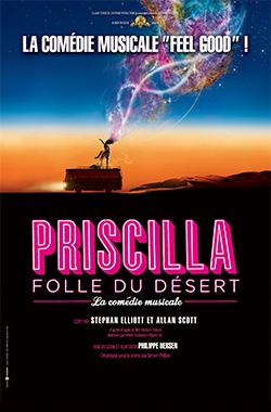Priscilla Folle du Désert