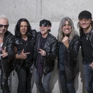 Scorpions en concert - Clermont-Ferrand 2018