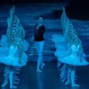 Le Lac des cygnes, avec orchestre live