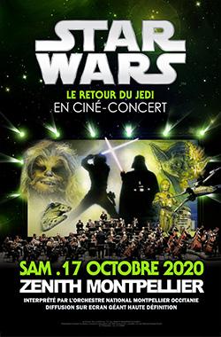 Star Wars en Ciné-Concert